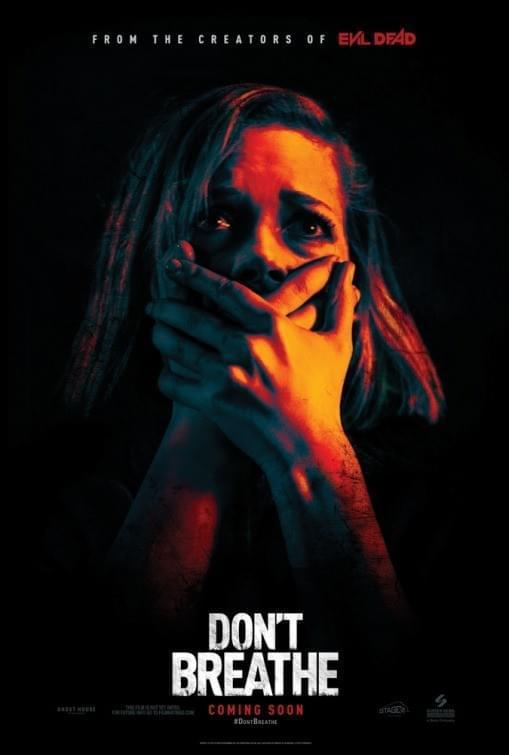 低成本恐怖电影《别呼吸》开画登顶北美周末票房。