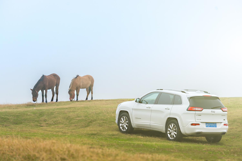 这是自由的感觉 Jeep家族金秋自驾之旅