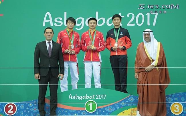 包揽冠亚!2017亚室会中国代表队称霸星际2电竞项目