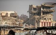 伊政府军收复摩苏尔东区