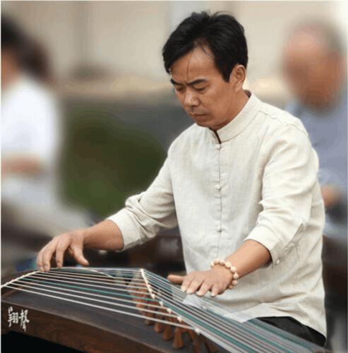 筝艺大师贾洪流:执念匠心良苦用心承传琴筝文化