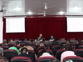 丰都县长罗成:增强四个自信 对标对表推动工作落实