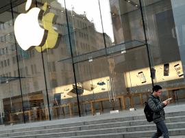 苹果现金储备达2615亿美元 可以买下整个沃尔玛