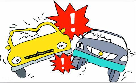 撞坏道路护栏逃逸  绛县路政细微侦查找到肇事车