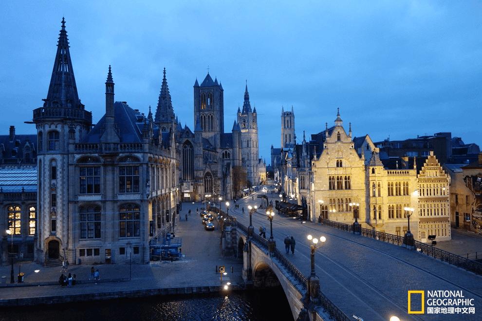 一幅传奇名画 让根特成了我最爱的比利时城市