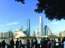 广州春节前6日5天空气优良 今年PM2.5争取达到国标