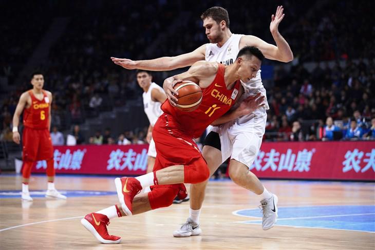FIBA评世预赛亚洲区球员TOP5:易建联需更多支持