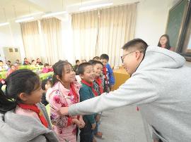 福州:小学生接受预防性侵和生理知识教育