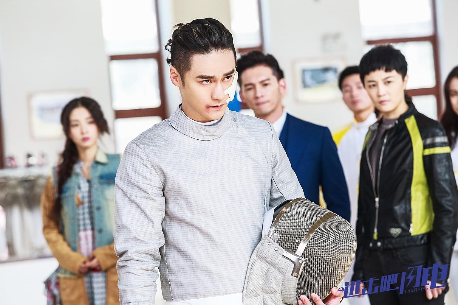 """""""进击吧 闪电""""曝主题曲MV 英雄亲吻""""宇宙剑队"""""""
