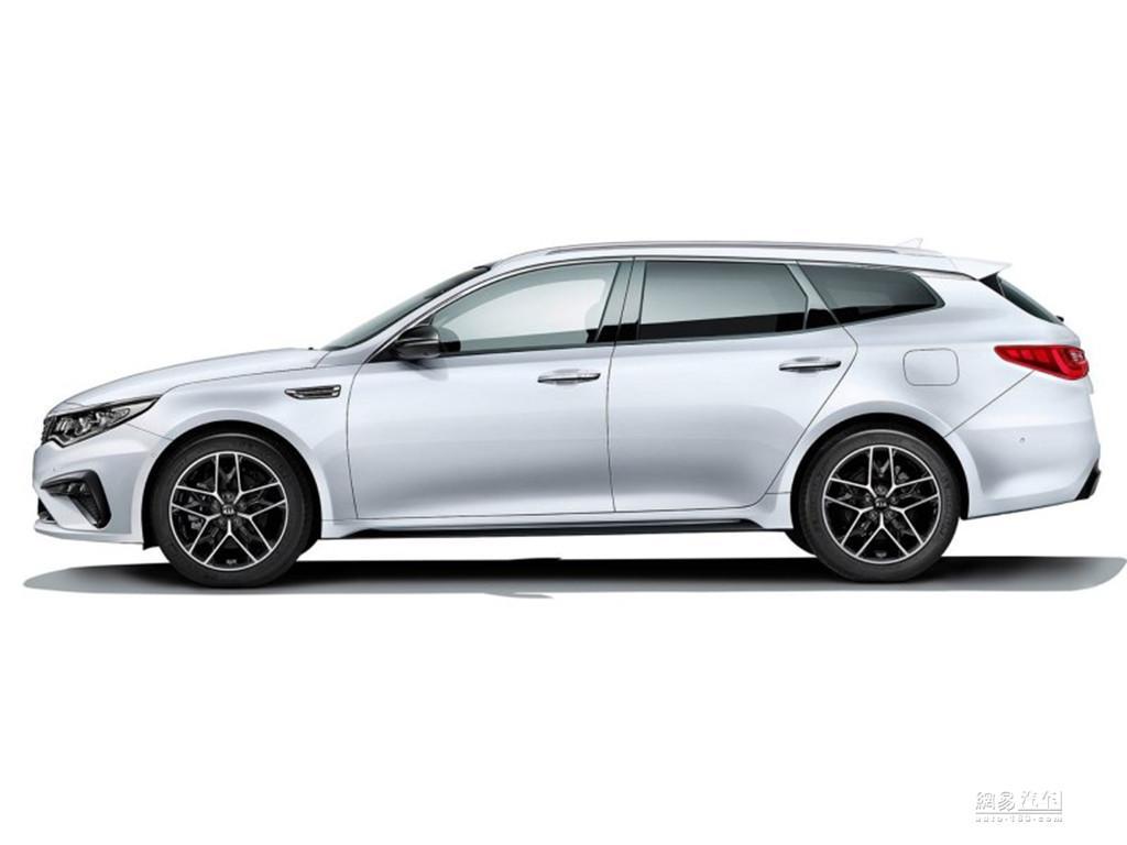 将日内瓦车展首发 起亚新款K5旅行版官图