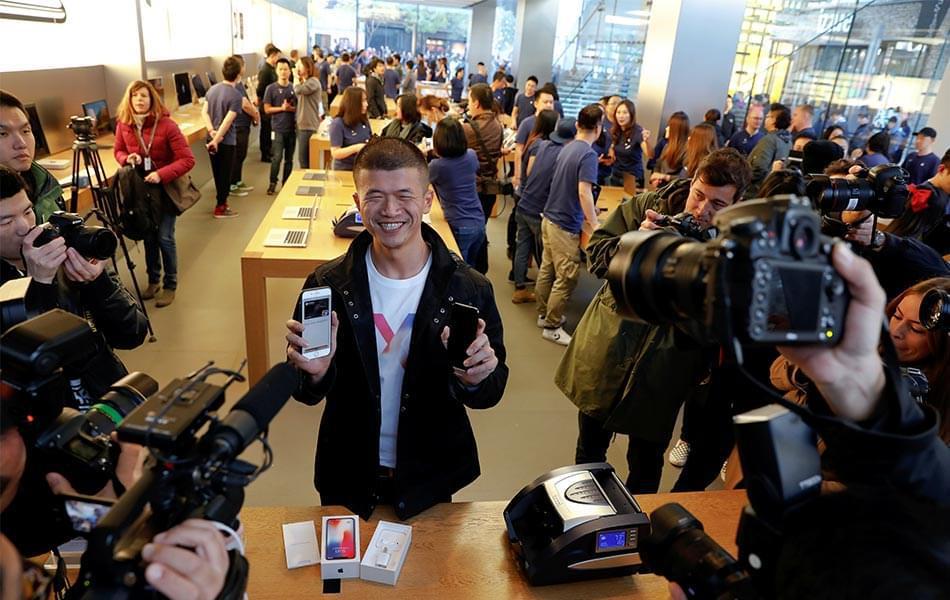 IDC:iPhoneX在中国将热销 令全面屏概念大热