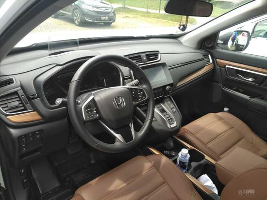 年度重量SUV新车 本田换代CR-V今晚上市