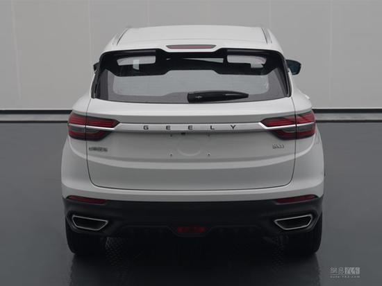 1.0T/1.5T 轴距2米6 吉利全新SUV已申报