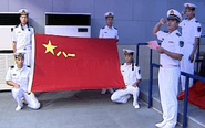 海军诞生地纪念馆举行活动迎建军90周年
