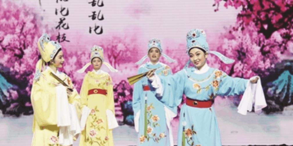 漳州《十八相送》荣获全国残疾人汇演评委特别奖