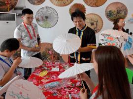 海青节两岸青年交流分享汇启动 分享区开放至13日