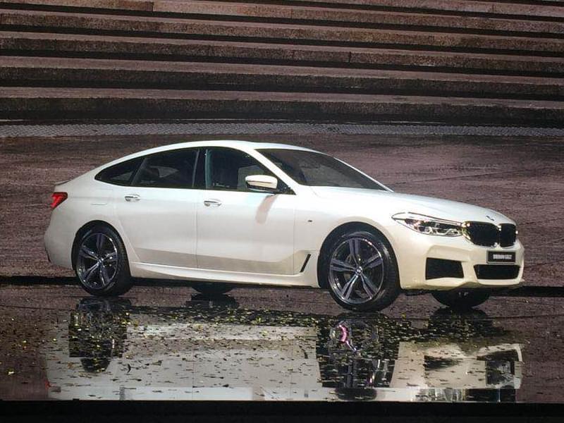 特别的存在 全新宝马6系GT正式上市