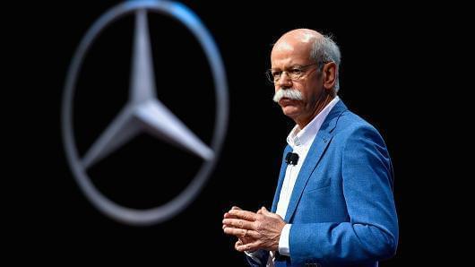 戴姆勒称电动车最初利润率低 将削减40亿欧元开支