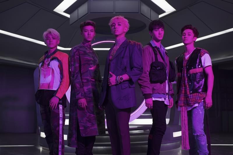 CORE ONE组合正式出道 《Rollin》歌曲及MV上线