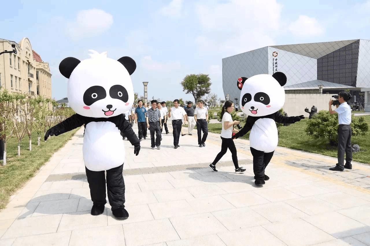 中捷喜迎沧州首届旅发