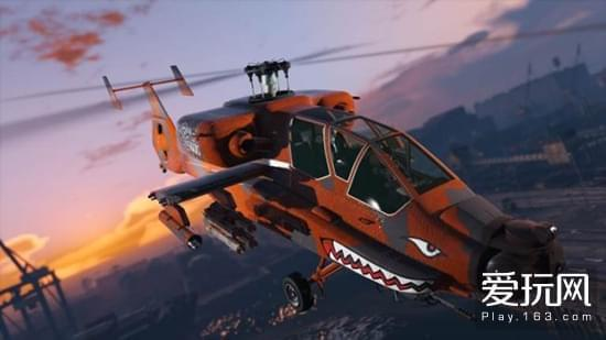 "《GTA OL》将更新加入""蝙蝠侠战车""和空战狗斗模式"