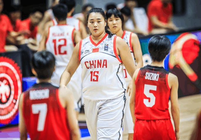 女篮亚少赛-中国17分不敌日本 小组赛连胜被打破
