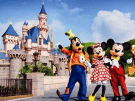 苹果有意以2000亿美元收购迪士尼 科技公园来了?