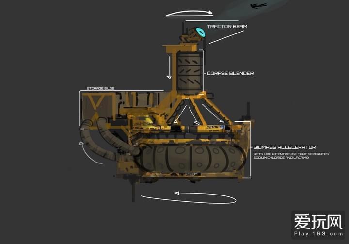 有机物质研磨机(Organic Mass Granulator)