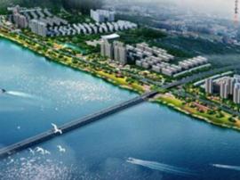 湘潭县积极推进千里湘江第一湾景区建设工作