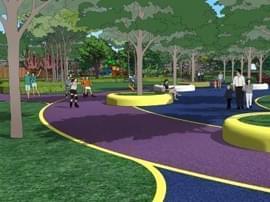 西城7处街头游园已开工 预计6月与市民见面