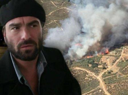 生活大爆炸男主约翰尼农场被烧 未发生人员伤亡