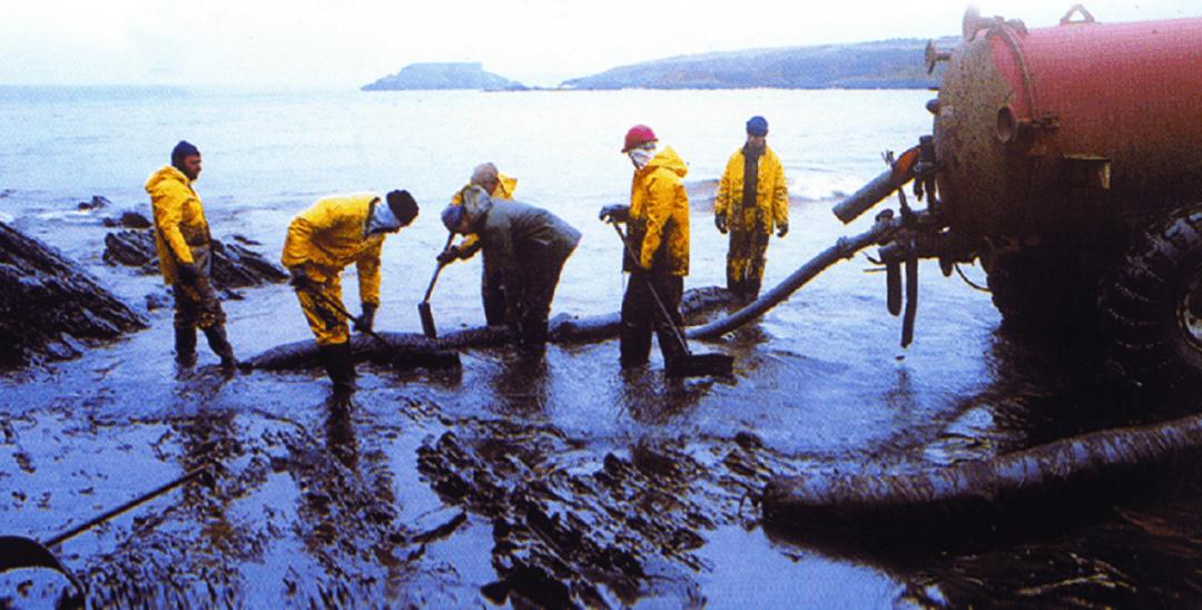 """渤海""""康菲溢油事件""""一审宣判 原告渔民请求被驳回"""
