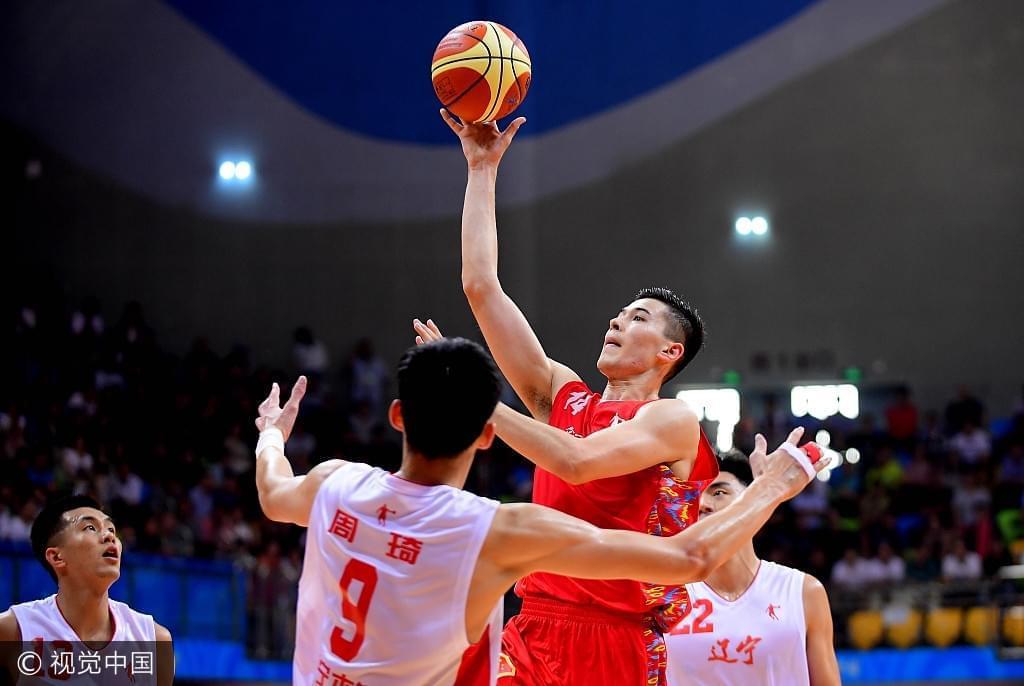 一届全运会让新疆收获未来核心 这比拿冠军还高兴