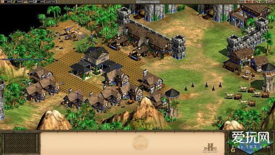 经典RTS的成功 究竟是什么成就了《帝国时代》?