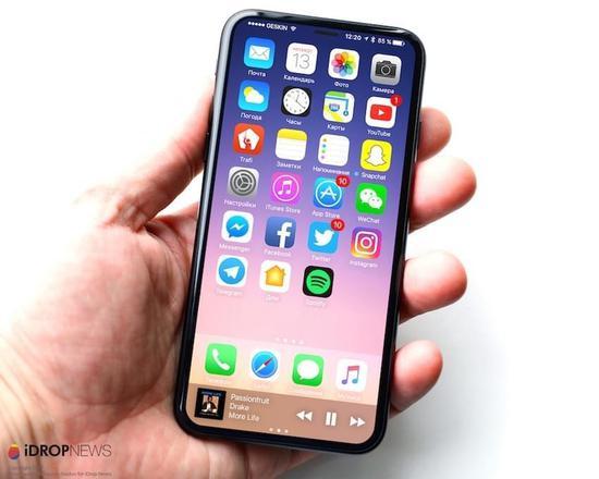 """韩国网友又作妖:iPhone 8其实是""""韩国制造"""""""