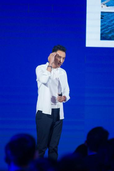 王阳明受邀TED演讲:下一代海洋由我们决定