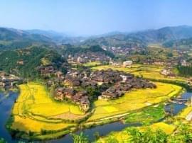 广西最美的乡村景色 差不多全在这10个地方了!