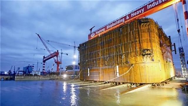 """世界首座""""三塔四跨双层""""悬索桥在温州全面开建"""