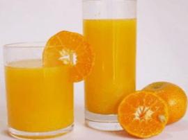 橙汁的几个真相:榨橙汁会流失维C