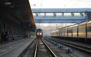 冬日暖阳,看春运前的成都火车站