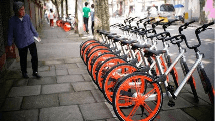 惠州市城管牵头多部门探索共享单车管理模式