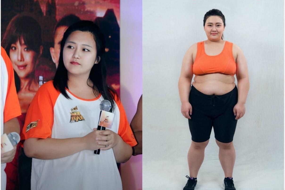《减出我人生2》200斤女胖子亮相 东北爷们逆袭