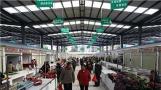 主城区农贸市场拟分级管理 主街道市场重点改造