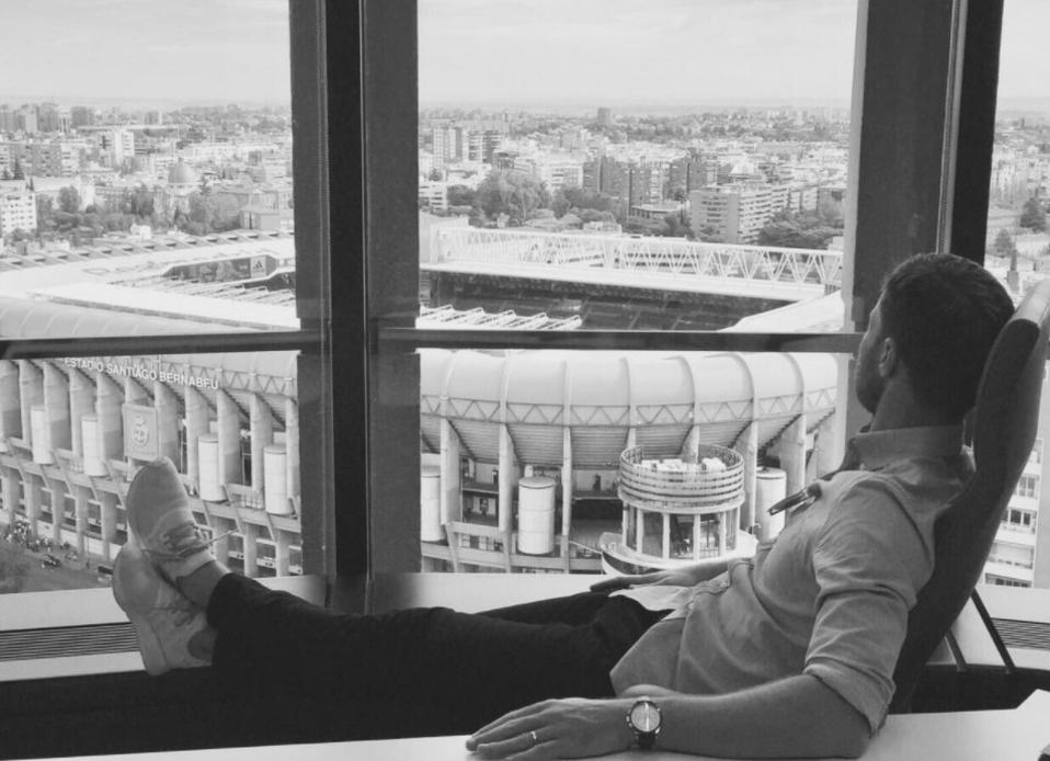 阿隆索伯纳乌告别战:拜仁面对的是地表最强球队