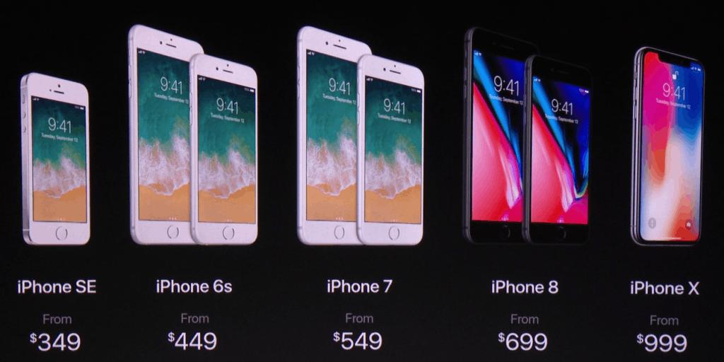 觉得iPhone X价格太贵了?6s/7官网今天降价800元