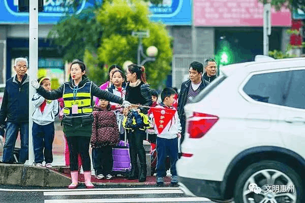 """跟我来!一起领略惠州""""文明校园""""创建风采"""
