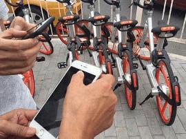 广州约谈四家网约单车平台 如何使用将定规矩