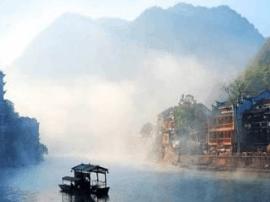 南昌新增至铜仁航线 可以直飞凤凰古城