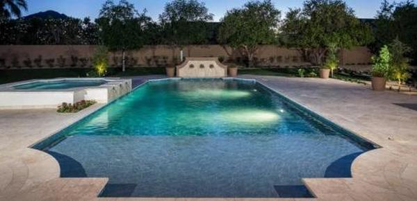 菲尔普斯500平米千万元新豪宅曝光 泳池太美