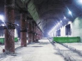 长春地铁2号线BT1盾构区间全线贯通